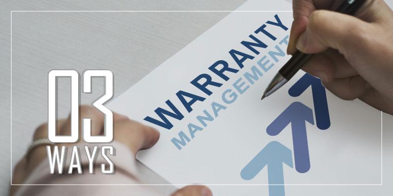 Warrenty Management
