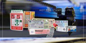 Hot Stamping Foils